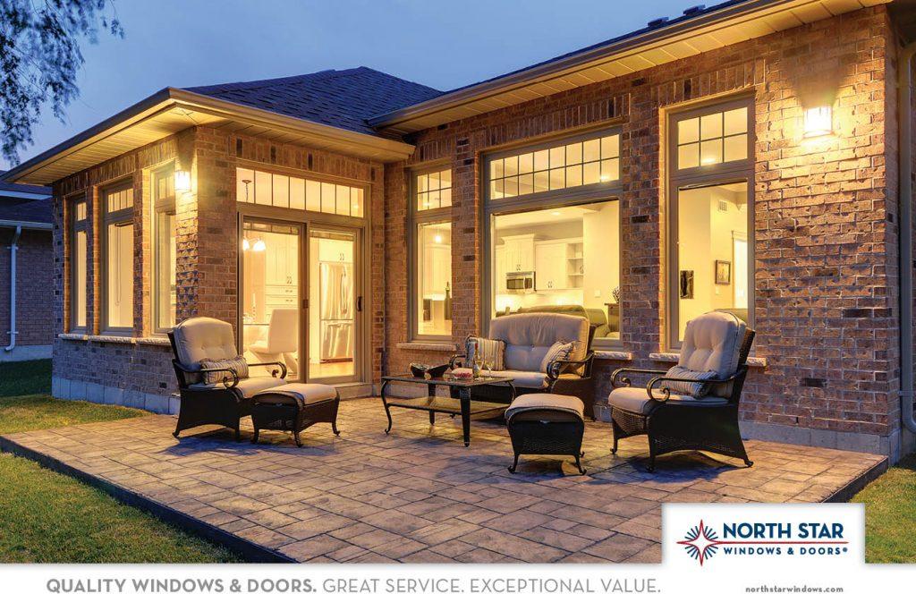 Northstar windows, buy luxury windows, luxury windows