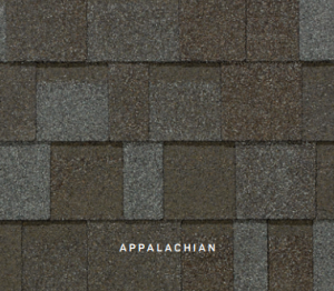 Dynasty Appalachian roofing shingles, roofing materials, double-layer laminate shingles, buy shingles