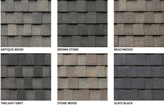 BP Canada roofing shingles, roofing materials, double-layer laminate shingles, buy shingles