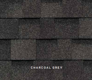 Charcoal Grey Cambridge roofing shingles, roofing materials, double-layer laminate shingles, buy shingles