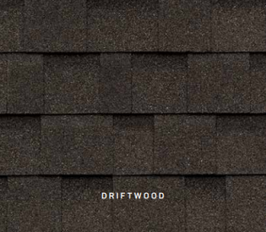 Driftwood Cambridge roofing shingles, roofing materials, double-layer laminate shingles, buy shingles