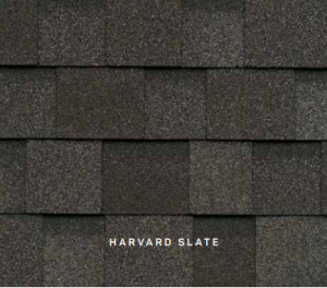 Harvard Slate Cambridge roofing shingles, roofing materials, double-layer laminate shingles, buy shingles