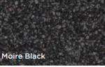 Flintlastic Moire Black roofing shingles, roofing materials, double-layer laminate shingles, buy shingles