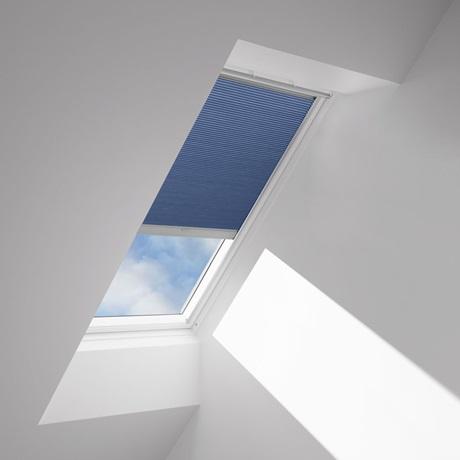 Velux room darkening skylight blinds and accessories