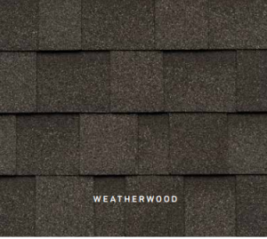 Weatherwood Cambridge roofing shingles, roofing materials, double-layer laminate shingles, buy shingles