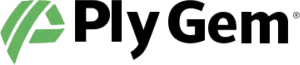 plyGem logo with transparent background