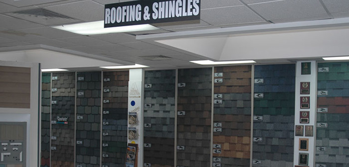 a wide range of exterior building materials to view in our large, beautiful showroom.