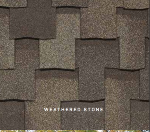Armourshake Weathered Stone roofing shingles, roofing materials, double-layer laminate shingles, buy shingles