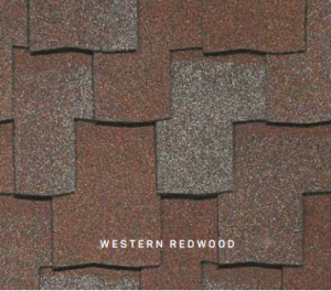 Armourshake Western Redwood roofing shingles, roofing materials, double-layer laminate shingles, buy shingles