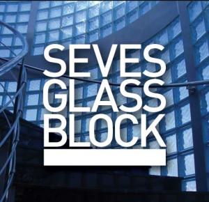 Seves glass block logo