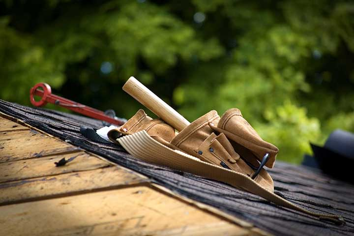DIY roofing, install your own shingles